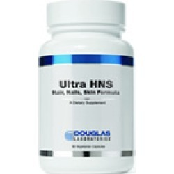 ULTRA HNS - Douglas Laboratories - 90 Vegetable Capsules - hair - skin