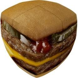 V-Cube Burger 2B Cube Toy