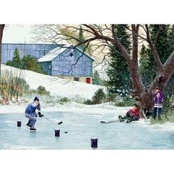 Hockey Drills - Large Piece