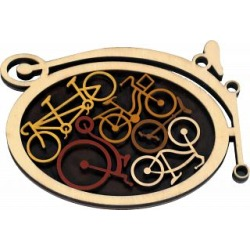 Constantin Puzzles: Bike Shed