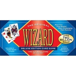 Wizard - Deluxe Edition Card Game