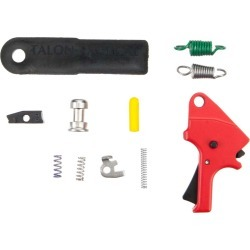 Apex Tactical S&W M&P M2.0 Flat Faced Forward Set Trigger Kit - Red
