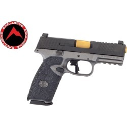 Danger Close Armament FN 509 Signature Pistol - Tactical Grey/TiN (Rainier Arms Exclusive) found on Bargain Bro India from rainier arms for $1374.99
