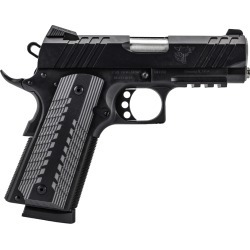 "Devil Dog Arms DDA-1911 Tactical Pistol - 4.25"" Black"