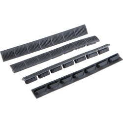ERGO 7 Slot KeyMod Slot Cover 4 Pack