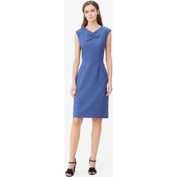 Rebecca Taylor Tailored Gabardine Suiting Dress