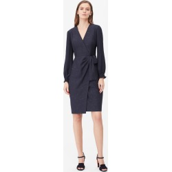Rebecca Taylor Tailored Cross Hatch Suiting Dress