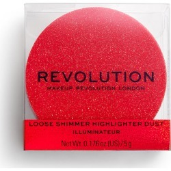 Precious Stone Loose Highlighter Ruby Crush