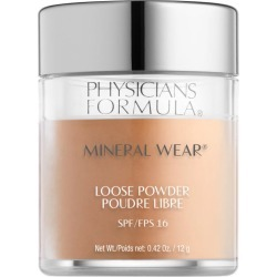 Physicians Formula Mineral Wear Loose Powder SPF 16, Golden Caramel - 0.42 oz found on Bargain Bro India from Rite Aid for $12.99