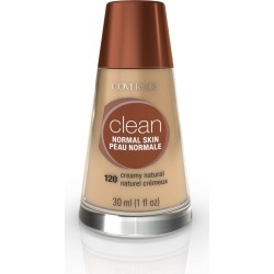 CoverGirl Clean Liquid Makeup, Normal Skin, Creamy Natural 120 - 1 fl oz
