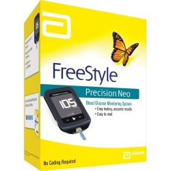 FreeStyle Precision Neo Blood Glucose Meter