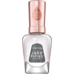 Sally Hansen Color Therapy Nail Polish Lacquer, Top Coat - 0.5 oz found on MODAPINS from Rite Aid for USD $6.79