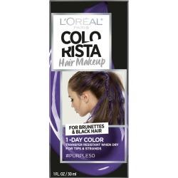 L'Oreal Paris Colorista, Purple50 (for brunettes), 1 fl. oz.