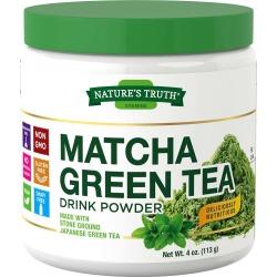 Nature's Truth Matcha Green Tea Powder - 4 oz