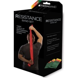 TheraBand Resistance Bands Beginner