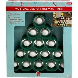 Musical LED Christmas Tree Decoration