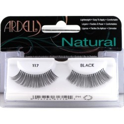 Ardell Fashion Lashes, Black 117 - 1 pair found on MODAPINS from Rite Aid for USD $4.99