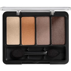 CoverGirl Eye Enhancers 4 Kit Eyeshadow Palettes, Al Fresco 202 - 1.2 oz