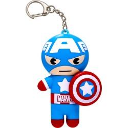 Lip Smacker Marvel Super Hero Captain America Lip Balm - Red, White, & Blue-Berry