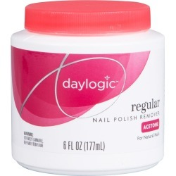 Daylogic Regular Nail Polish Remover, Instant - 6 fl oz found on MODAPINS from Rite Aid for USD $2.49