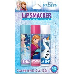 Lip Smacker Disney Frozen Lip Balm Trio found on MODAPINS from Rite Aid for USD $4.95