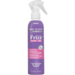 Marc Anthony Bye Bye Frizz Silicone Free Leave in Conditioner, 8.4 fl.oz (250 mL)