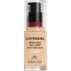 CoverGirl Outlast All Day Stay Fabulous 3N1 Liquid Foundation, Buff Beige 825 - 30 mL