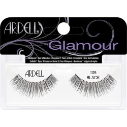 Ardell Fashion Lashes, Black 105 - 1 pair found on MODAPINS from Rite Aid for USD $4.99