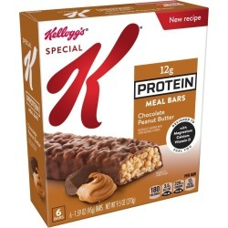 Special K Protein Meal Bars, Chocolate Peanut Butter - 9.5 oz