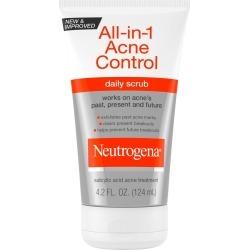 Neutrogena All-In-1 Acne Control Daily Scrub Acne Treatment - 4.2 fl oz found on MODAPINS from Rite Aid for USD $7.49
