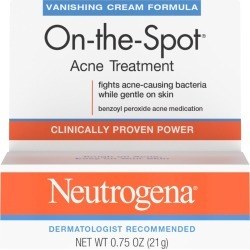 Neutrogena On-The-Spot Acne Treatment with Benzoyl Peroxide - 0.75 oz found on MODAPINS from Rite Aid for USD $6.99