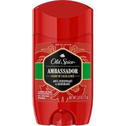 Old Spice Red Collection Ambassador Anti-Perspirant & Deodorant 2.6 oz. Stick