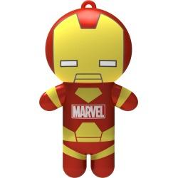 Lip Smacker Marvel Super Hero Lip Balm, Iron Man Billionaire Punch - 0.14 oz