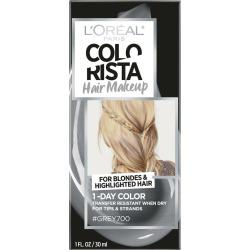 L'Oreal Paris Colorista, Grey700 (for blondes), 1 fl. oz.