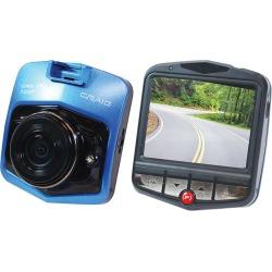 Craig 720P Dash Camera with Video Recorder