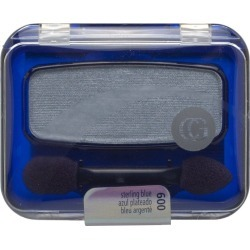 CoverGirl Eye Enhancers Eye Shadow, Sterling Blue 600 - 0.09 oz