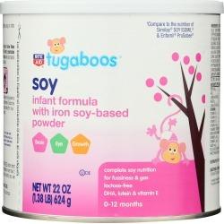 Rite Aid Tugaboos Soy Infant Formula Powder - 22 oz