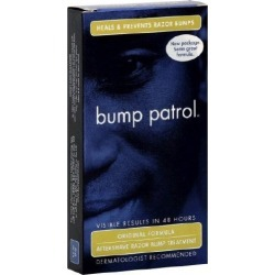 Bump Patrol Aftershave Razor Bump Treatment, Original Formula - 2 fl oz