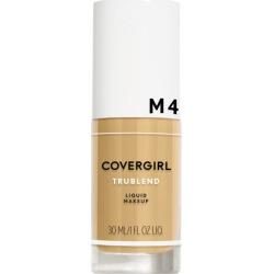 CoverGirl TruBlend Liquid Makeup, Sand Beige M-4 - 1 fl oz