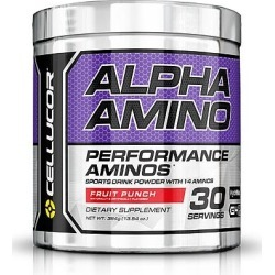Alpha Amino-Fruit Punch, 30 Servings found on Bargain Bro Philippines from Rite Aid for $45.99