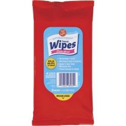 Big Win Antibacterial Hand Wipes, Fresh Scent - 15 ct
