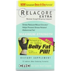 Relacore Extra Mitigating Compound, Maximum Strength, Tablets, 72 tablets