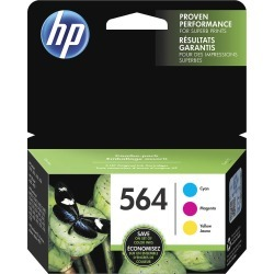 HP 564 Ink Cartridges, C/M/Y Colors found on Bargain Bro India from Rite Aid for $51.99
