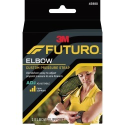 FUTURO Sport Custom Dial Adjustable Tennis Elbow Strap
