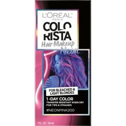L'Oreal Paris Colorista, Neon Pink 200 (for blondes), 1 fl. oz.