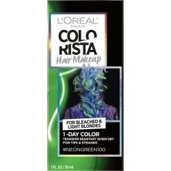 L'Oreal Paris Colorista, Neon Green 100 (for blondes), 1 fl. oz.