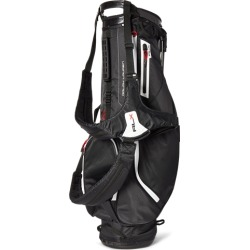 Ralph Lauren RLX Nylon Golf Stand Bag in Black - Size One Size found on Bargain Bro from Ralph Lauren for USD $186.20