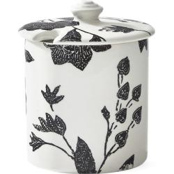 Ralph Lauren Garden Vine Sugar Pot in Black - Size One Size found on Bargain Bro from Ralph Lauren for USD $39.13