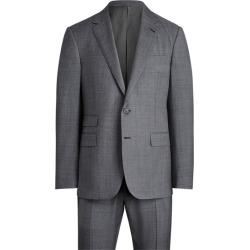 Ralph Lauren Hand-Tailored Wool Suit in Grey Multi - Size 44