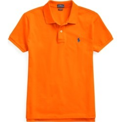 Ralph Lauren Classic Fit Mesh Polo Shirt in Sailing Orange - Size S found on Bargain Bro Philippines from Ralph Lauren for $89.50